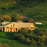 The off-grid ranch house